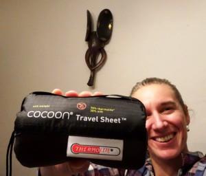 Cocoon Travelsheet