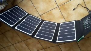 Ravpower solar